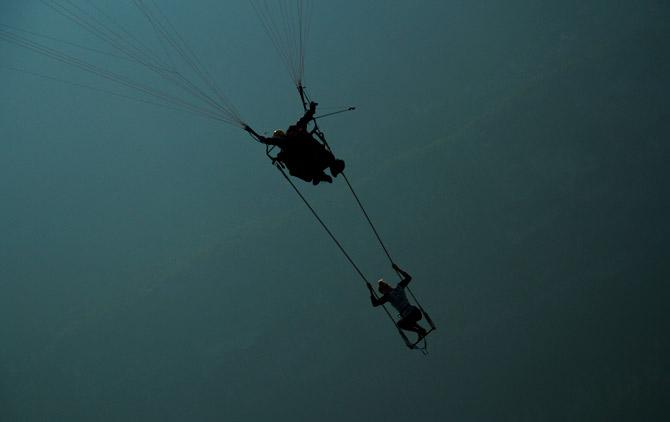 Paragliding CircusParagliding Circus