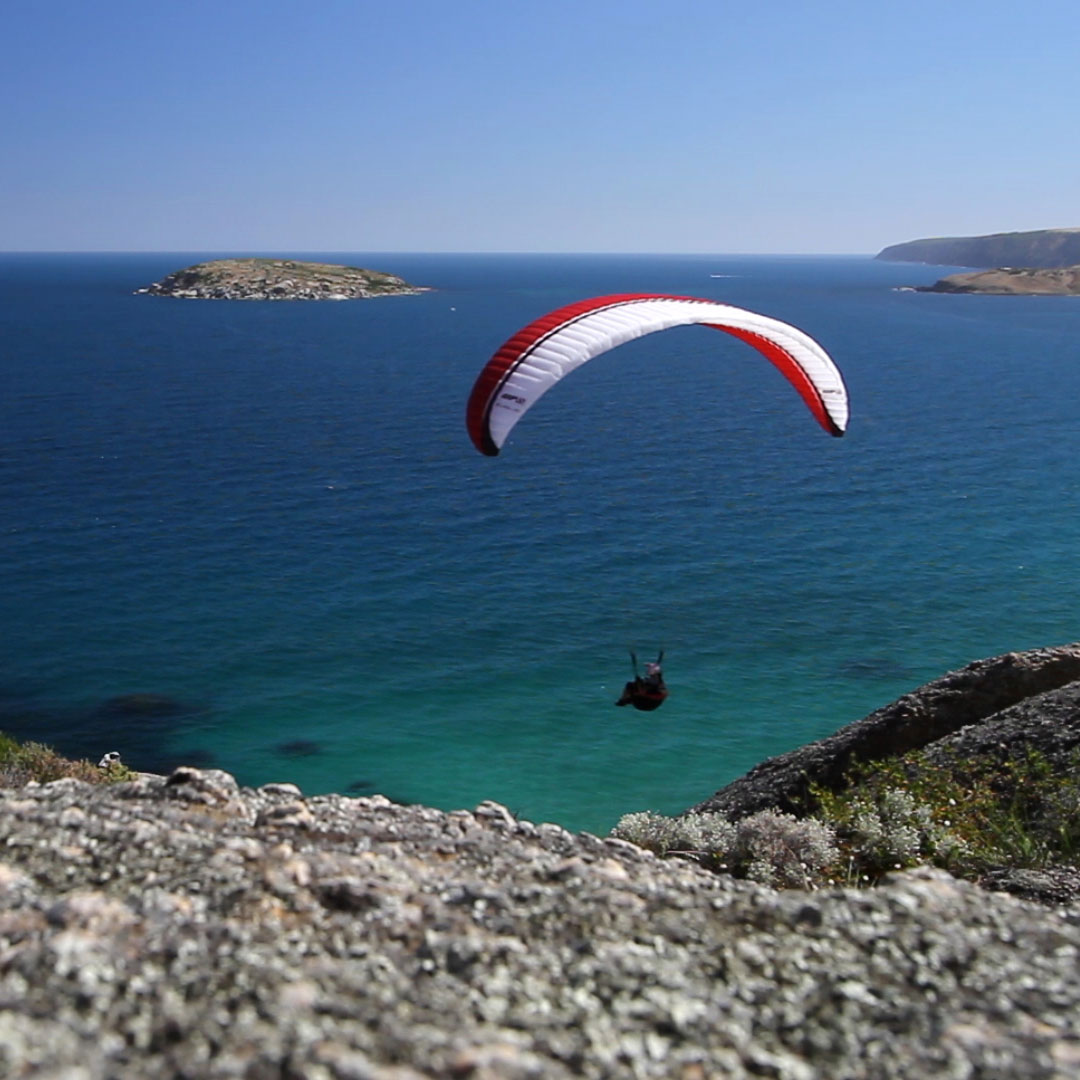 The Art of ParaglidingThe Art of Paragliding