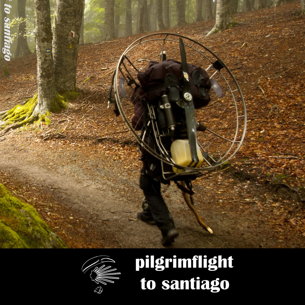 Pilgrimsflight to SantiagoPilgrimsflight to Santiago