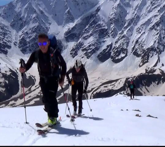 Elbrus Flight 2014