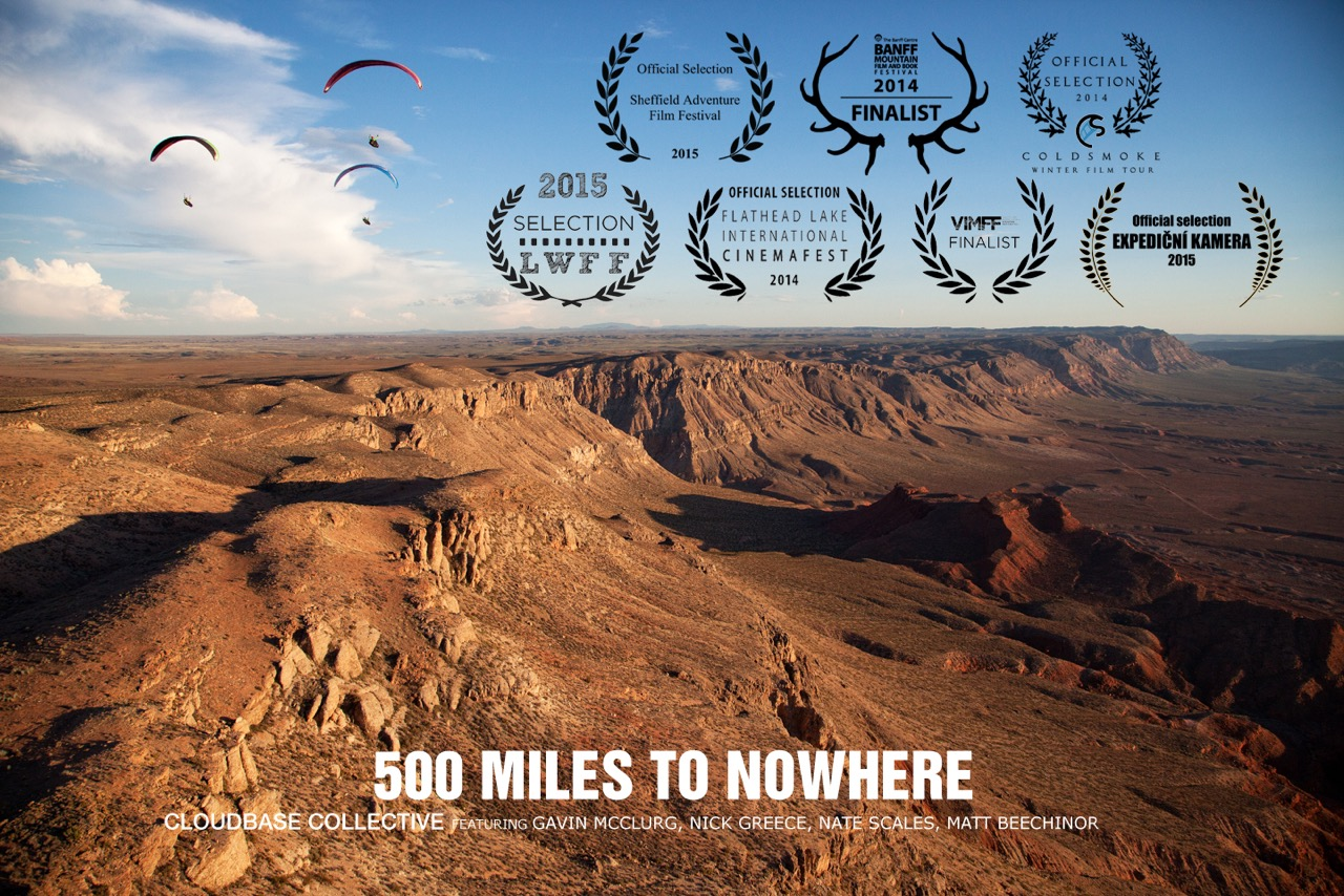 500 Miles to Nowhere