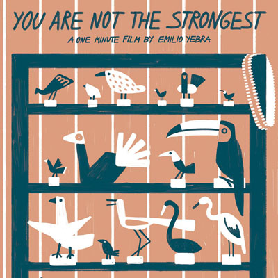 You are not the strongest