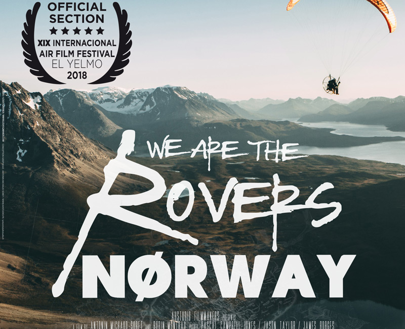 We are the rovers, Norway