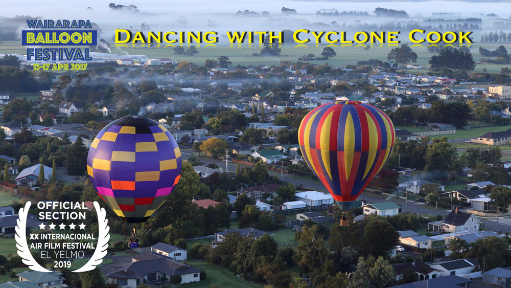 Dancing with Cyclone Cook