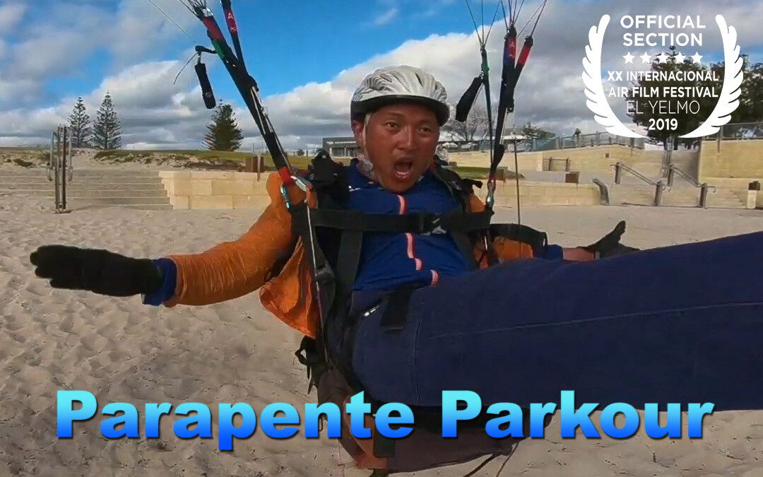 Parapente Parkour