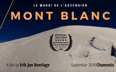Mont Blanc, le mardi de l'ascension