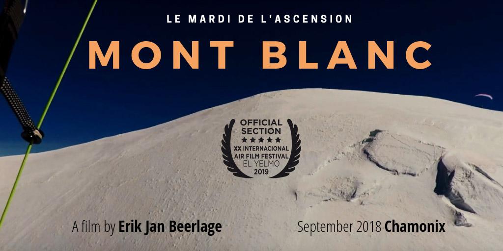 Mont Blanc, le mardi de l'ascension
