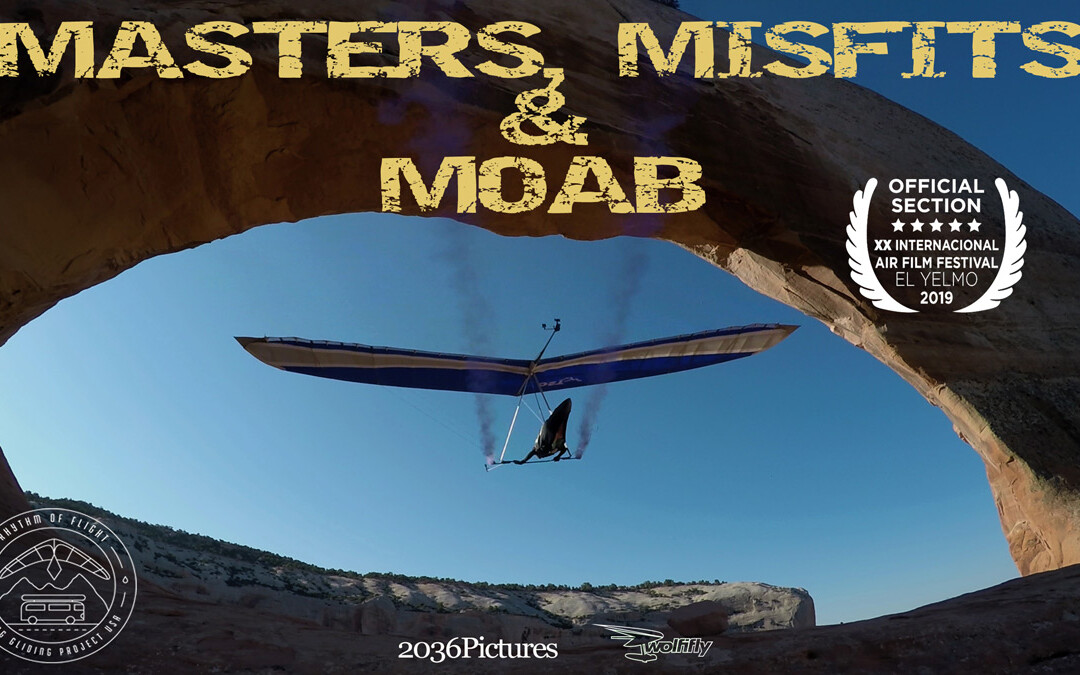 Masters, Misfits and Moab