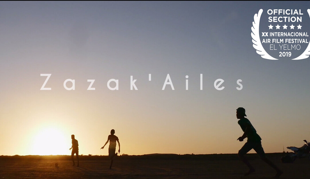Zazak´alies, the flying children of Madagascar