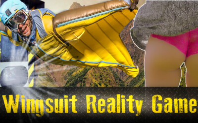 Wingsuit Reality Game