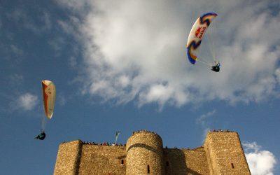 """El XVII Festival Internacional del Aire """"El Yelmo"""" se celebrará los días 3, 4 y 5 de junio"""