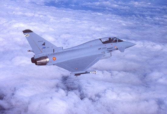 El FIA el Yelmo cerrará el domingo con la exhibición de un Eurofighter