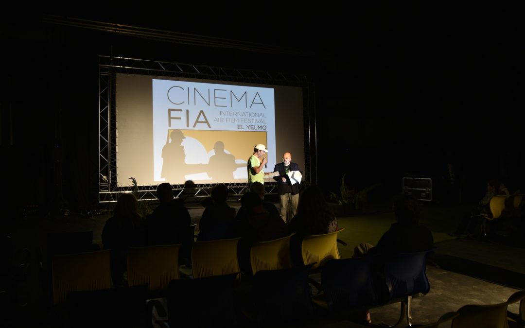 Abierto el plazo de presentación de producciones al XIX Festival Internacional del Cine del Aire
