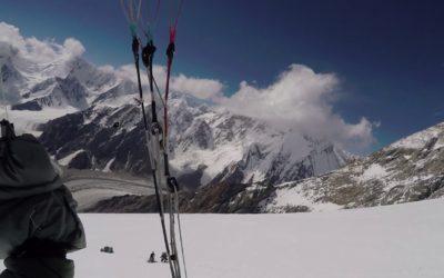 El piloto francés Antoine Girard presentará en el FICA su película 'Envol vers les 8.000'