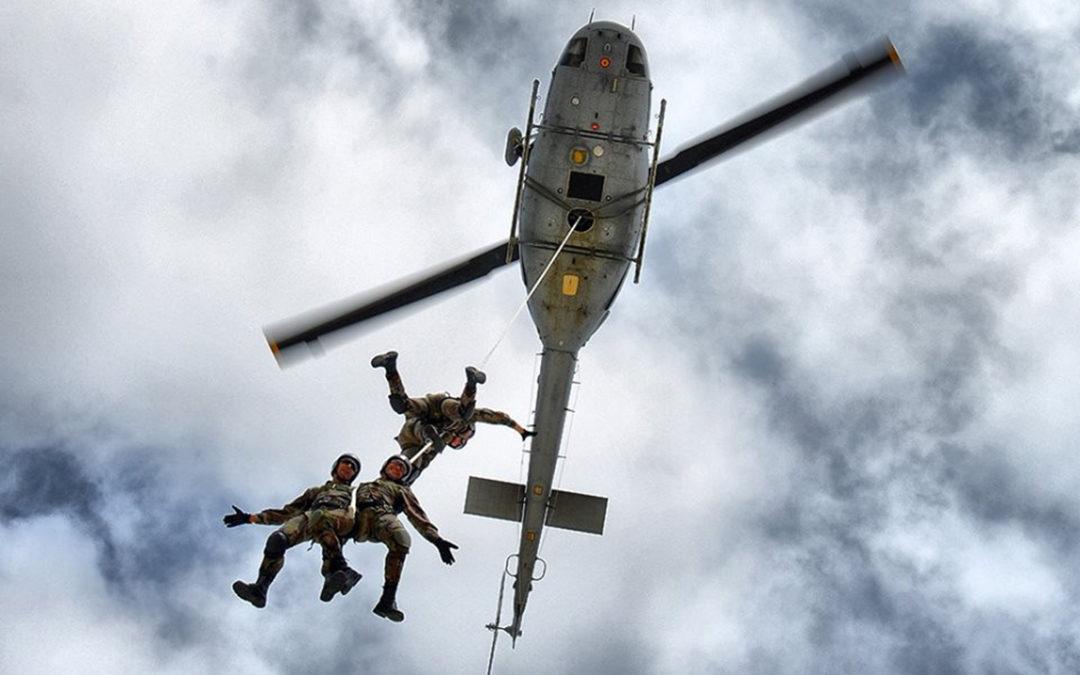 Un helicóptero AB-212 de la Armada realizará exhibiciones y una simulación de rescate en el FIA 2018