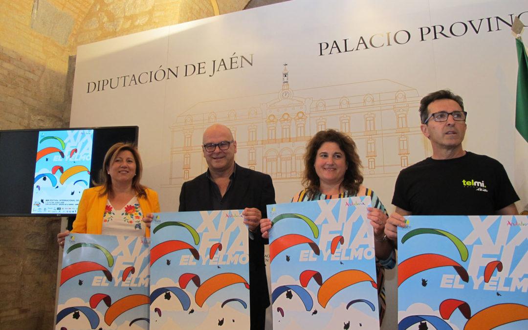 """El Festival Internacional del Aire """"El Yelmo"""" potenciará las exhibiciones aéreas en su decimonovena edición"""