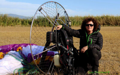 El XX Festival Internacional del Aire reunirá a las mejores mujeres piloto a nivel mundial