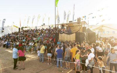 """El Festival Internacional del Aire """"El Yelmo"""" cierra su vigésima edición con récord de público"""