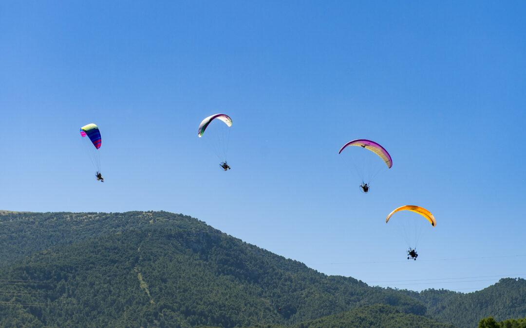"""El XXI Festival Internacional del Aire """"El Yelmo"""" se celebrará entre el 11 y el 13 de junio"""