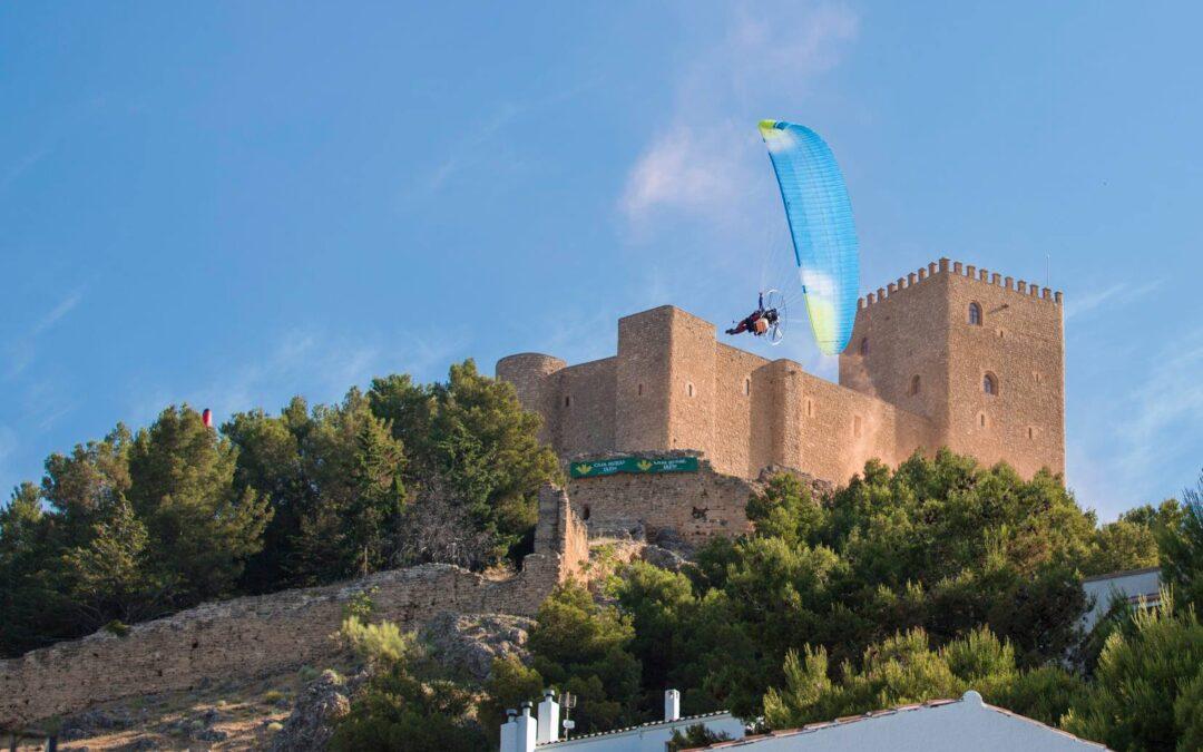FIA el Yelmo 2021 – Volando por los cielos de la Sierra de Segura
