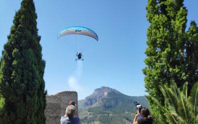 El XXI Festival Internacional del Aire reúne desde mañana a 400 pilotos en la Sierra de Segura